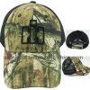 Real Tree Camouflage Twill Mesh Custom Trucker Hat (TRNT049)