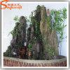 2015 New Design Decorative Indoor Artificial Waterfall Rocks