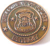 3D Military Coin for Challenge Coin (m-C06)