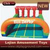 2016 High Quality Ce Interesting Popular Inflatable Slide (C1227-3)