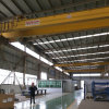 Double Girder European Design Overhead Crane with Electric Hoist Lifting Machinery