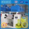 Gl-1000d Small Plastic Printed BOPP Packing Tape Manufacturing Machine