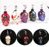 OEM Logo Glass Skull Smoking Pipe Shisha Hookah