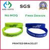 Personalized School Silione Band/Wristband/Wrist Band/Silicon Bracelets