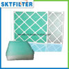 Panel Pleated Filter with Fiberglass Material