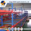 Medium Duty Roller Flow-Through Racking with High Density