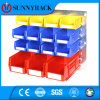 Garment Industry Small Material Storage Solution Plastic Storage Bin