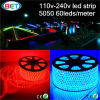 Color Changing RGB Dimmable LED Strip 120LED/M 110V 220V