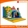 PVC Tarpaulin Inflatable Slide Bouncer Combo (T3-530)