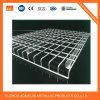 Collapsible Pallet Racking Accessories Decking Wire Mesh Decks for Nepal