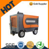 Zega Diesel Engine Driven Portable Screw Compressor