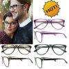 China Acetate Eyewear Naked Optical Glasses Eyeglasses Frames with Ce and FDA