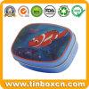 Metal Tin Container, Gift Tin Can, Food Tin Box