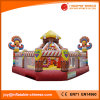 2017 New Inflatable Fun Fair City Combo for Kids (T3-801)