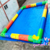 Colorful Water Inflatable Swimming Pool for Water Sports