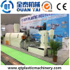 PE PP Foil / Raffia/ Film Recycling Machine for Pelletizing Production