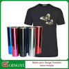 Qingyi Metallic Heat Transfer Vinyl Roll for Clothing