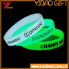 High Quality Glow in The Dark Luminous Silicone Bracelet (XY-BR-027)