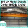 Factory Price Lh Type Double Girder Hoist Crane for Sale