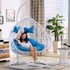 Double Swing Rattan Furniture, Rattan Basket (D151B)