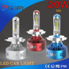 Auto 20W LED Car Light Use H4 H7 H3 Factory Price