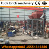 Professional Used Concrete Solid Brick Hollow Block Making Machine
