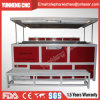 Double Effect Acrylic Vacuum Forming Thermoforming Machine with Two Countertops