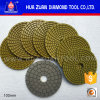 Flexible Wet Diamond Polishing Pad for Granite