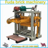 Energy Saving Concrete Paver Interlocking Brick Making Machine