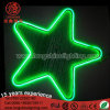 12V 30cm LED Star Shape Christmas Neon Motif Decoration Pendant Light for Indoor and Outdoor Use
