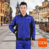 OEM Coal Mine Workwear Jacket, Contrasted Color Men′s Workwear in Autumn