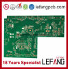 1.6mm 2L Double Sided OSP V0 Medical Instruments PCB Board