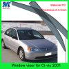 Auto Accesssories Window Roof Visors Sun Guard for Hodna Civic 01