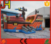 Giant Inflatable Inflatable Pirate Ship Commercial Inflatable Slide for Sale