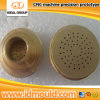 CNC Turning Milling Brass Parts for Auto