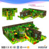 Indoor Playground Type and Plastic Playground Material Indoor Play System