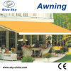Outdoor Polyester Full Cassette Retractable Awning (B4100)