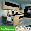 Curved Melamine Kitchen Cabinet Cupboard Door