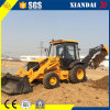 4*4 Wheeled Tractor Type Backhoe Loader