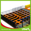 Professional Manufacturer Indoor Trampoline Design with Ninja Warriors Course