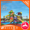 Hot Selling Kids Residential Plastic Outdoor Playground Equipment