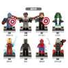 Hot Toys Iron Man Action Figure (X0114)