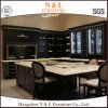 Luxury Design Solid Wood Kitchen Furniture Classic Style (N&L-KC4130)