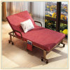 Double Folding Bed for Short Break and Guest Rest (190*120cm)