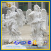 Carved Stone Statue/ Sculpture for Garden Decoration