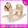 2015 New Antique Rocking Horse for Kids, Popular Wooden Toy Rocking Horse for Children, High Quality Wooden Rocking Horse W16D060