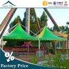 Outdoor Aluminum Frame 5X5m Outdoor Pagoda Garden Gazebo Marquee Tent