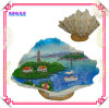 Sinal Souvenir Craft, Resin Beach Seashell Decoration