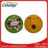 Custom Hot Selling Tin Button Badge