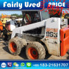 Used Original Mini Loader Bobcat 863 Skid Steer Loader